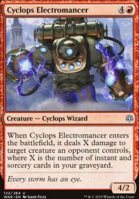 Cyclops Electromancer -