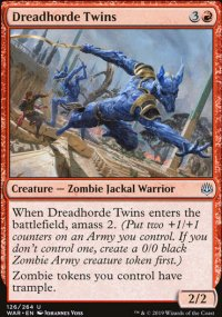 Dreadhorde Twins -