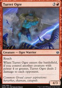 Turret Ogre - War of the Spark