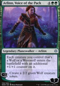 Arlinn, Voice of the Pack -