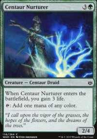 Centaur Nurturer - War of the Spark