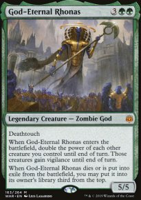 God-Eternal Rhonas -