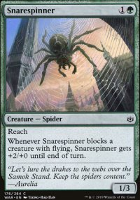 Snarespinner - War of the Spark