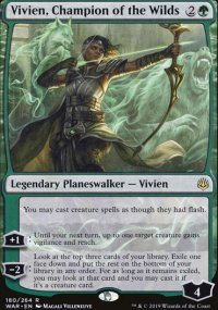 Vivien, Champion of the Wilds -