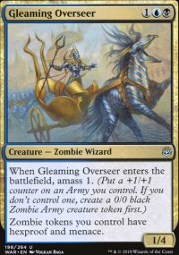 Gleaming Overseer - War of the Spark