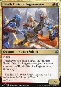 Tenth District Legionnaire -