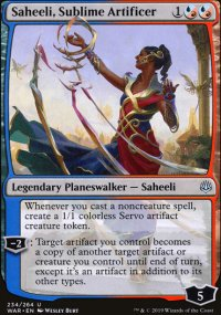 Saheeli, Sublime Artificer -