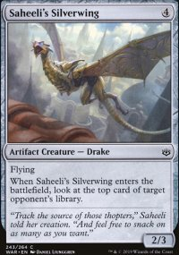 Saheeli's Silverwing - War of the Spark