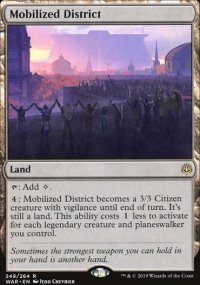 Mobilized District -