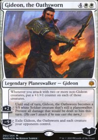 Gideon, the Oathsworn -