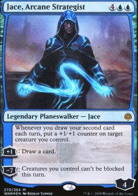 Jace, Arcane Strategist - War of the Spark