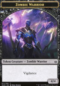 Zombie Warrior - War of the Spark