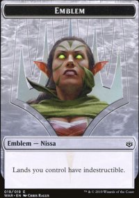 Emblem Nissa, Who Shakes the World -