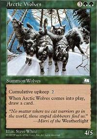 Arctic Wolves - Weatherlight