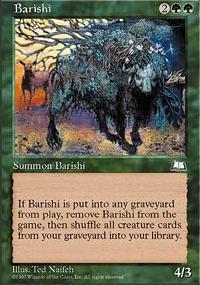 Barishi - Weatherlight