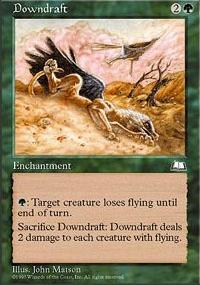 Downdraft - Weatherlight
