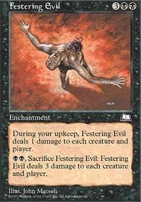 Festering Evil - Weatherlight