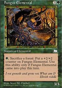 Fungus Elemental - Weatherlight