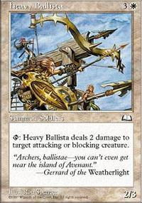 Heavy Ballista - Weatherlight