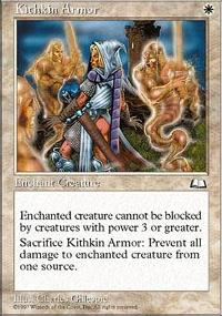 Kithkin Armor - Weatherlight
