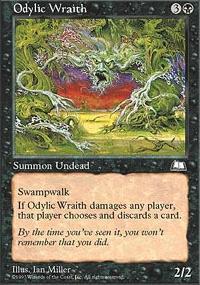 Odylic Wraith - Weatherlight