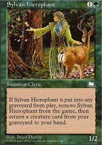 Sylvan Hierophant - Weatherlight