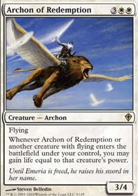 Archon of Redemption - Worldwake