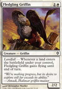 Fledgling Griffin - Worldwake