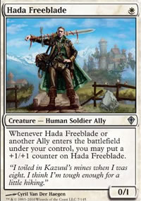 Hada Freeblade - Worldwake