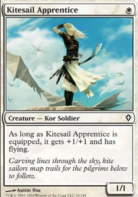 Kitesail Apprentice - Worldwake
