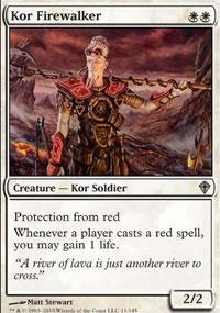 Kor Firewalker - Worldwake