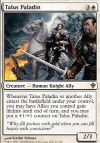 Talus Paladin - Worldwake