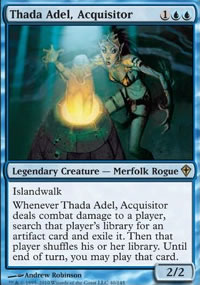 Thada Adel, Acquisitor - Worldwake