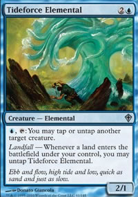 Tideforce Elemental - Worldwake