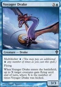 Voyager Drake - Worldwake