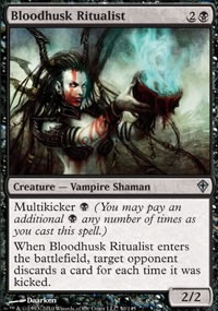 Bloodhusk Ritualist - Worldwake