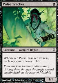 Pulse Tracker - Worldwake