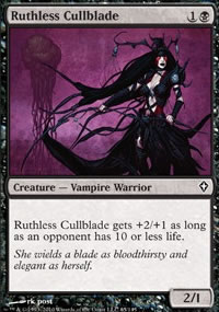Ruthless Cullblade - Worldwake
