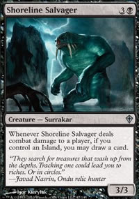 Shoreline Salvager - Worldwake