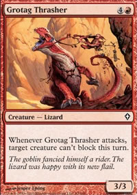 Grotag Thrasher - Worldwake