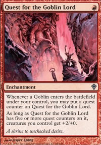 Quest for the Goblin Lord - Worldwake