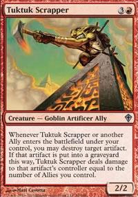 Tuktuk Scrapper - Worldwake