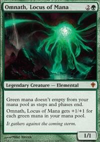 Omnath, Locus of Mana - Worldwake