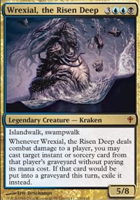 Wrexial, the Risen Deep - Worldwake