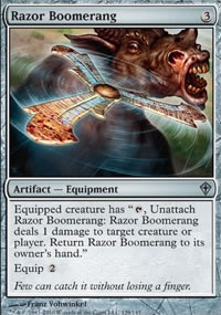 Razor Boomerang - Worldwake