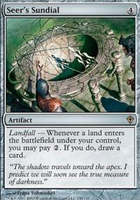 Seer's Sundial - Worldwake