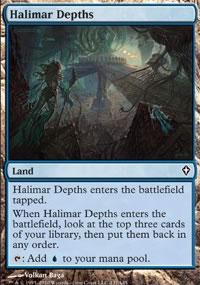 Halimar Depths - Worldwake