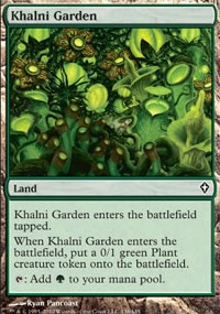 Khalni Garden - Worldwake