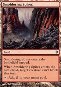 Smoldering Spires - Worldwake
