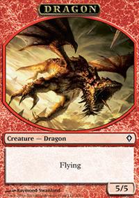 Dragon - Worldwake